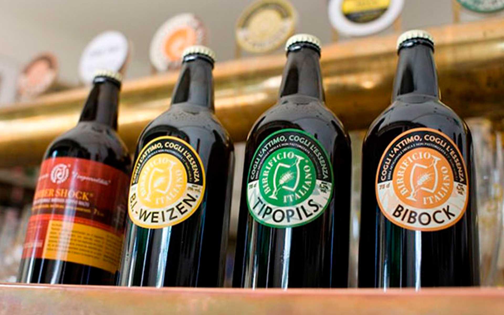 Birre da asporto BIRRIFICIO ITALIANO